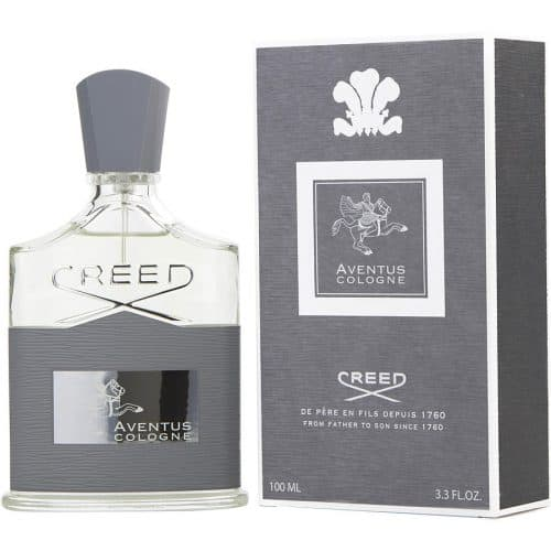Aventus Cologne By Creed bottle & box