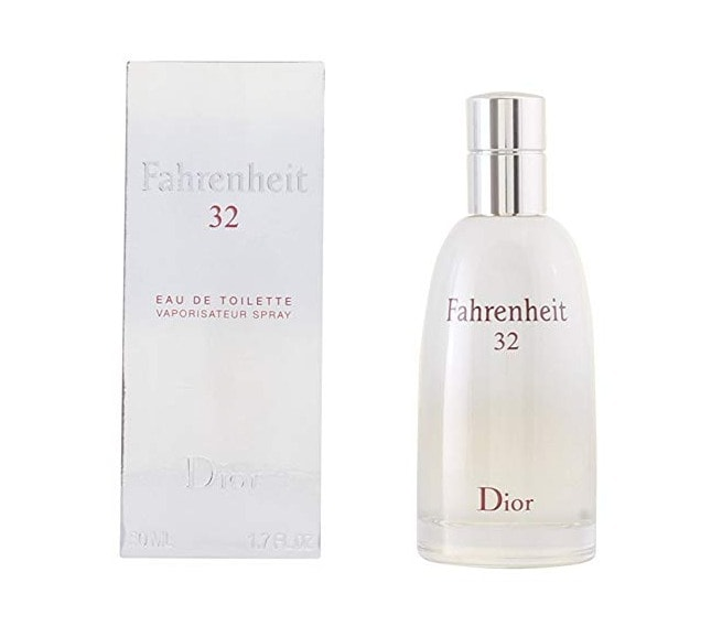 Review of Fahrenheit 32 Cologne For Men
