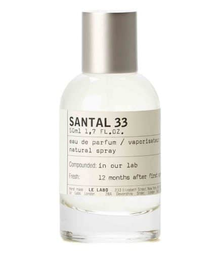 Santal 33 by Le Labo bottle