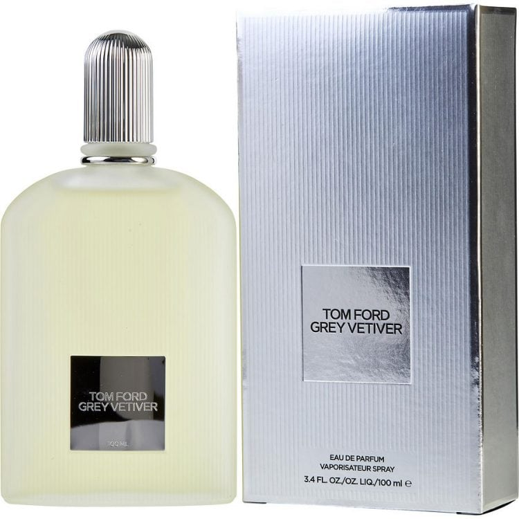 Tom Ford Grey Vetiver Eau De Parfum Spray for Men