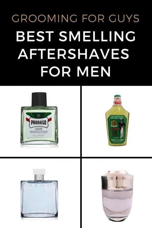 Best Smelling Aftershave Splashes