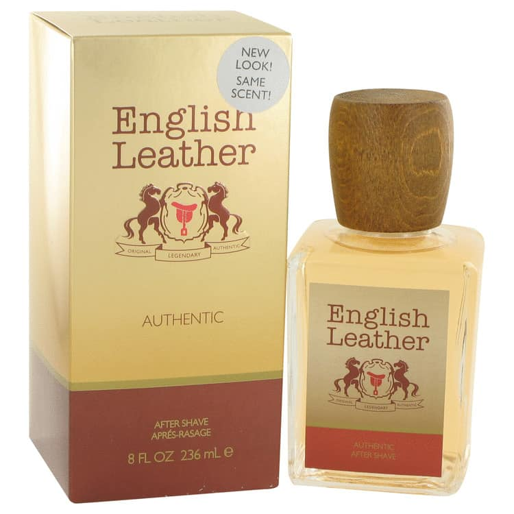 dana english leather aftershave