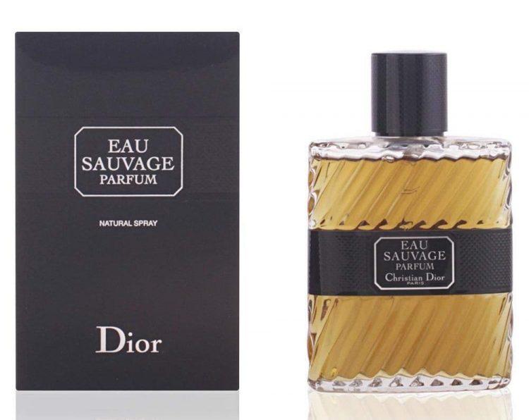 Christian Dior Eau Sauvage Parfum Spray for Men
