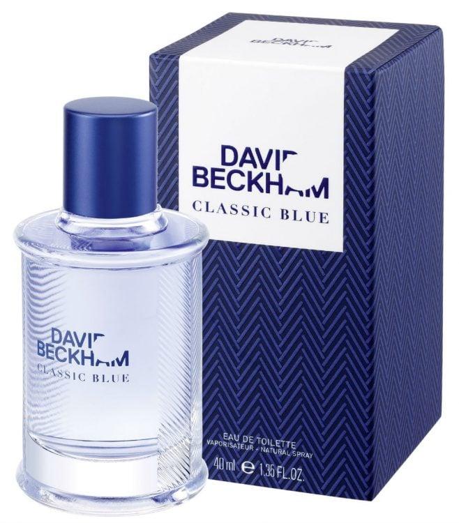 David Beckham Classic Blue Men's Eau de Toilette Spray
