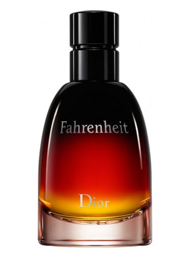Fahrenheit Dior perfume bottle for men