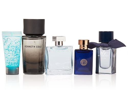 Free and Affordable Cologne Samples