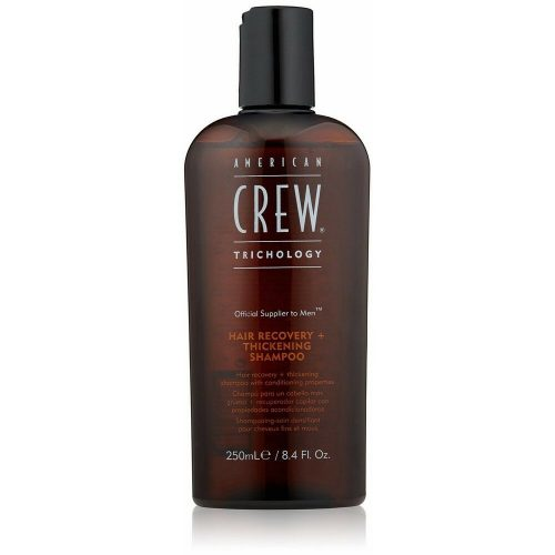 American crew hair recovery + thickening shampoo for men