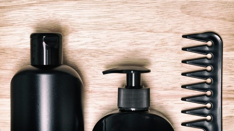 Products and shampoos used for thickening hair