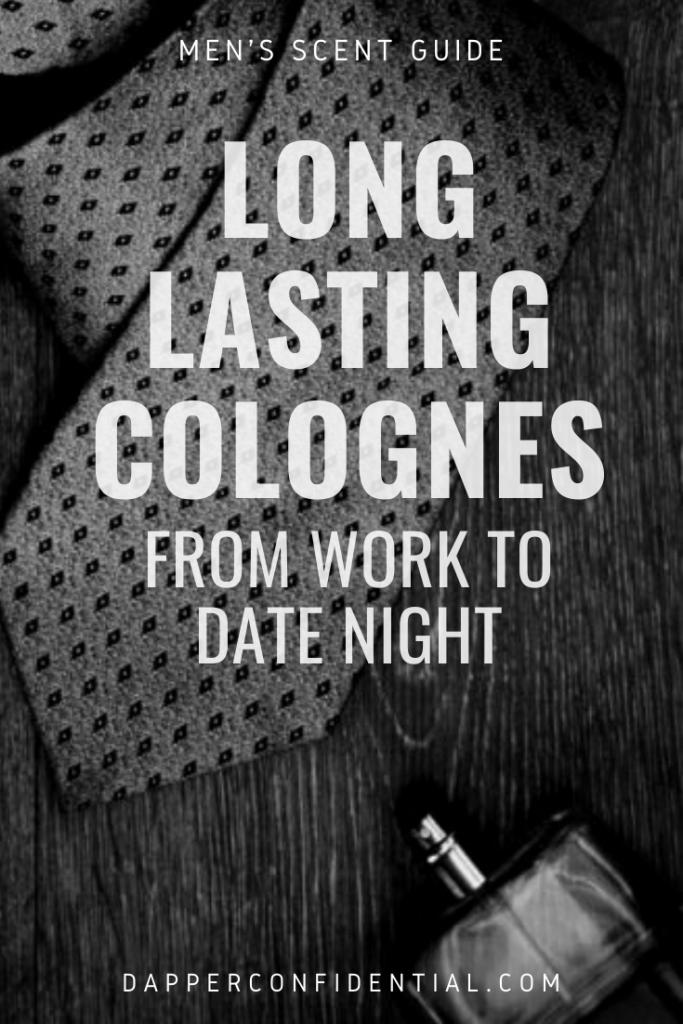 long lasting colognes