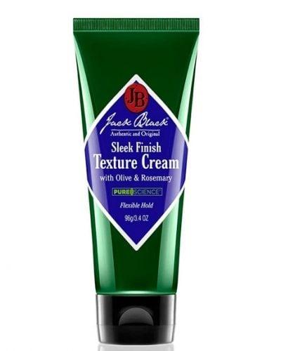 Jack Black Sleek Finish, texture hair cream