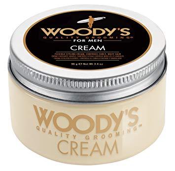 Woody's hair cream