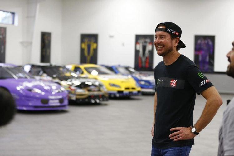 NASCAR champion Kurt Busch