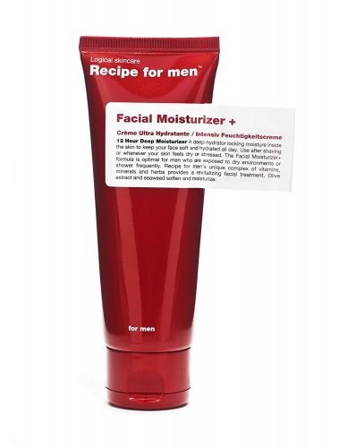 Simple Men's Facial at Home