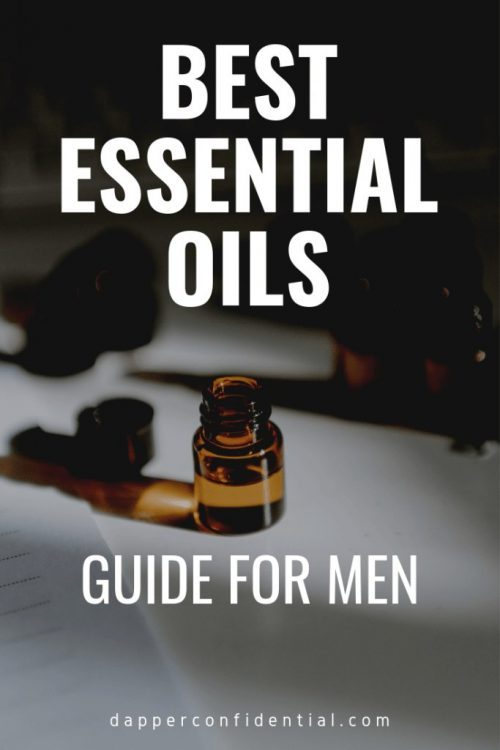 Pin that says: Best Essential Oils