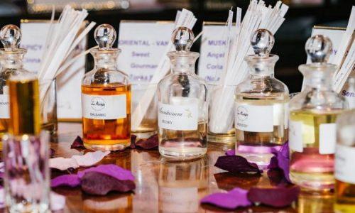 Custom Fragrances with The Scentarium and Sue Phillips