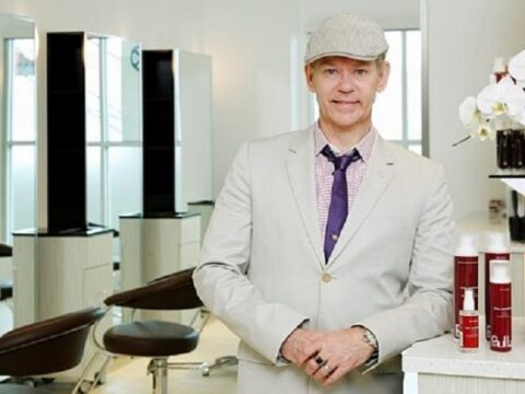 Behind the Chair with Celebrity Hairstylist Paul Labrecque