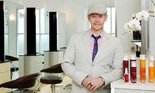Celebrity Hairstylist Paul Labrecque