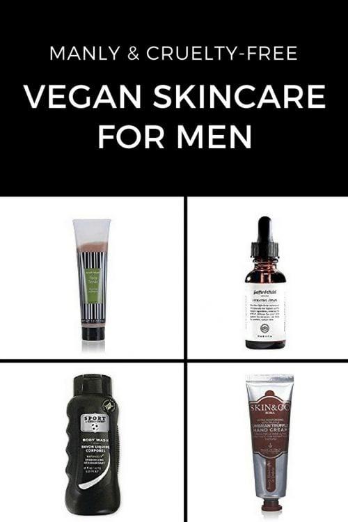 Vegan Men's Skincare with PETA's Ben Williamson