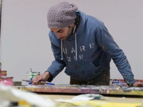 Fragments in Harmony: Visual Artist Nello Petrucci
