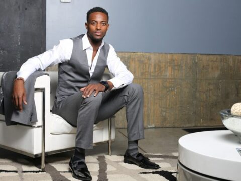 Grooming with NFL Wide Receiver Dontrelle Inman