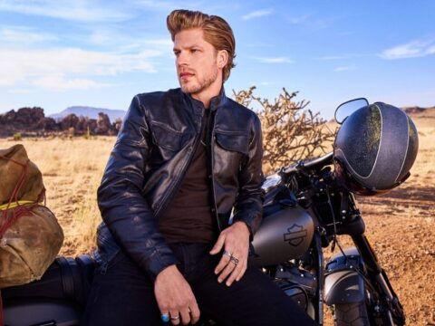 Hair Styles for the Road: Get the Look with American Crew x Harley-Davidson