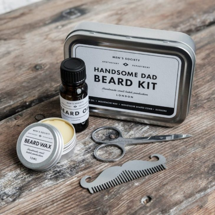 Men's Society Handsome Dad Beard Kit Review