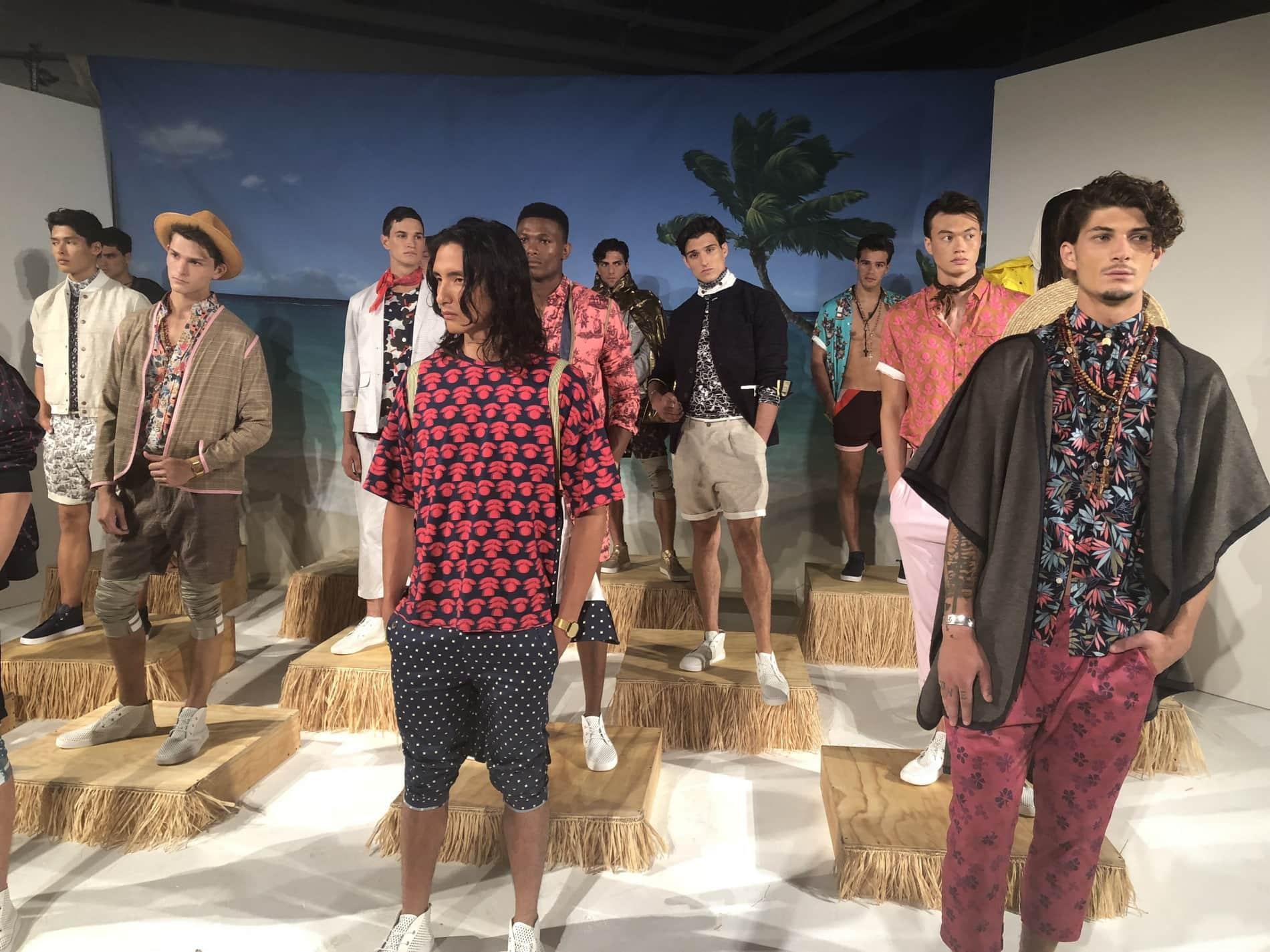 New York Fashion Week Men's SS19 Roundup