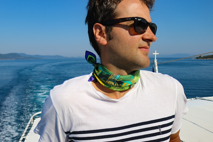Men's Luxury Scarves