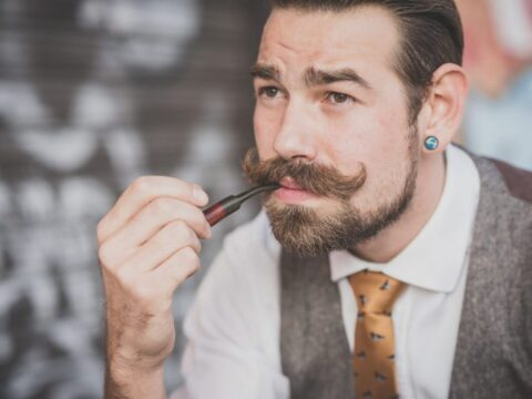 Gentleman's Guide to Proper Mustache and Goatee Care