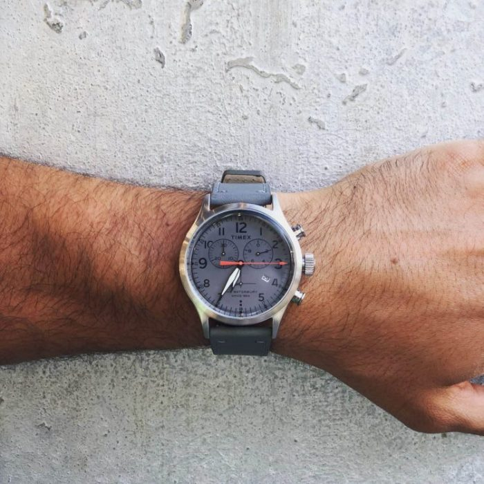 Classy Watch from Timex
