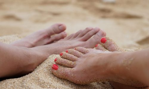 Summer Foot Care for Men
