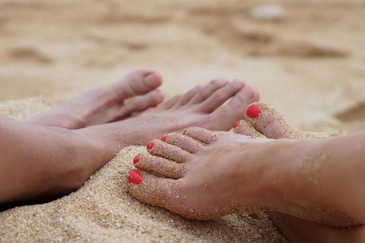 Summer Foot Care for Men