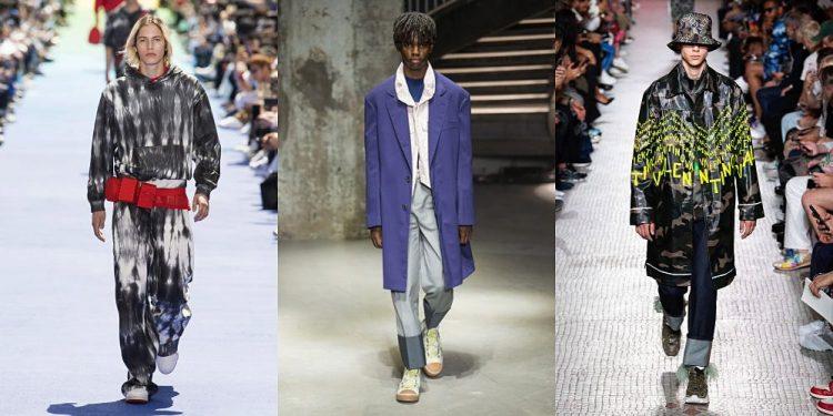 Paris Men's Fashion Week Roundup