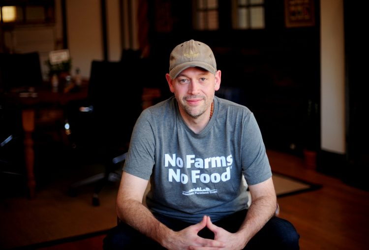 Shane Wolf, Founder of Seed Phytonutrients