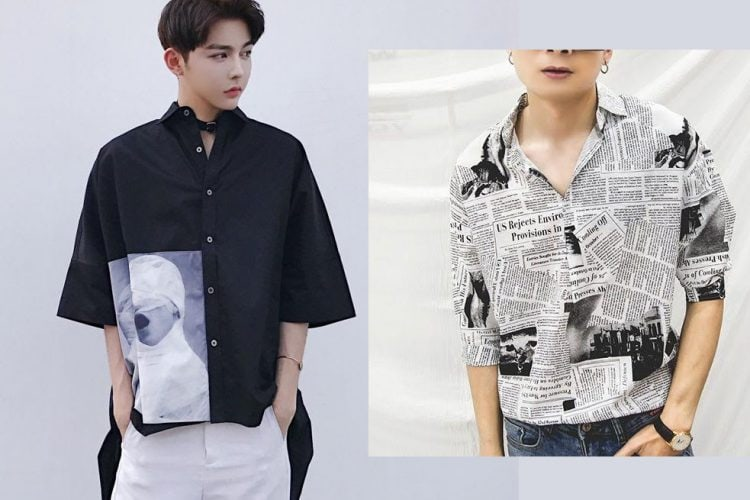 Incorporate Photographic Prints Into Your Look
