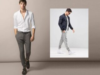 Jogger outfits for men