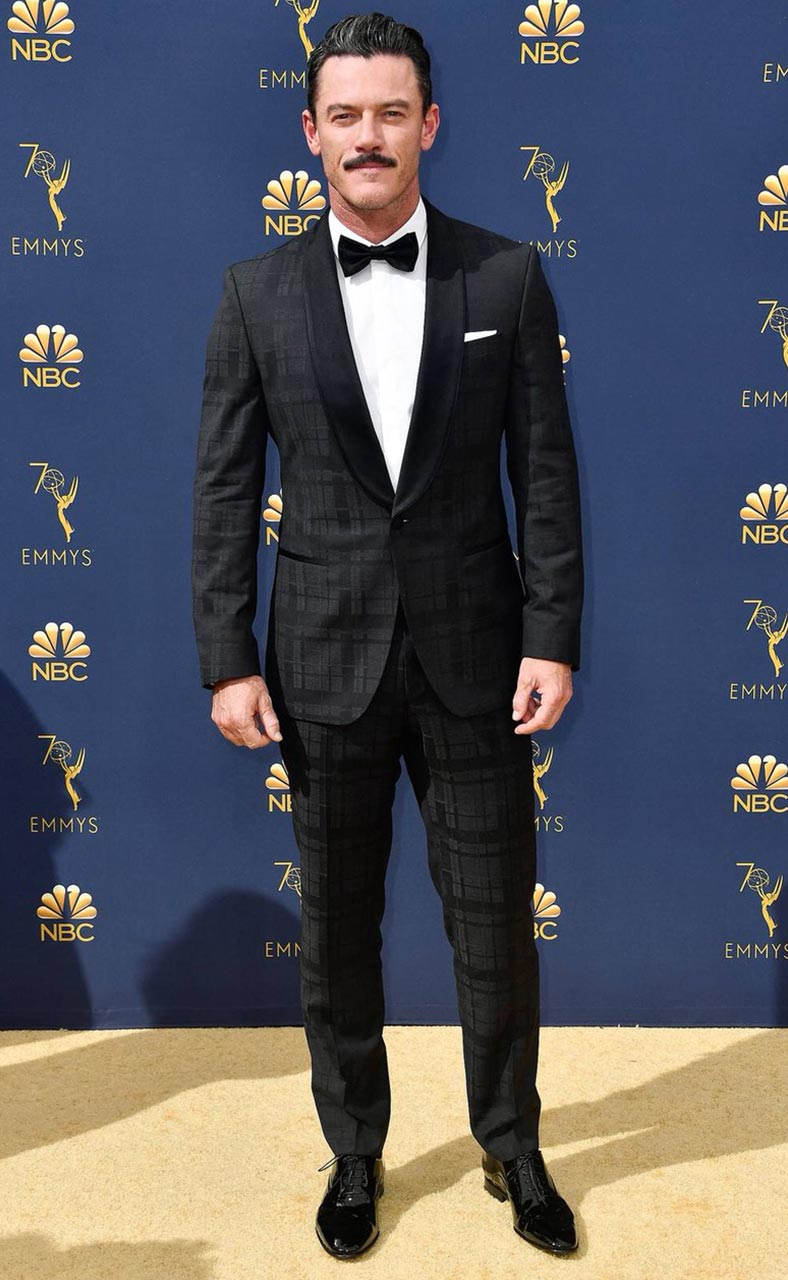 Best Dressed Men at the 2018 Emmys