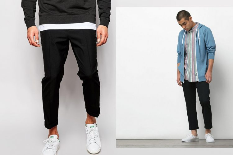 79a3a4458a33ad Best Men's Cropped Pants and How to Wear Them | Dapper Confidential