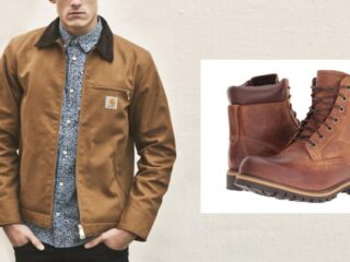 Classic Workwear Jacket by Vetra