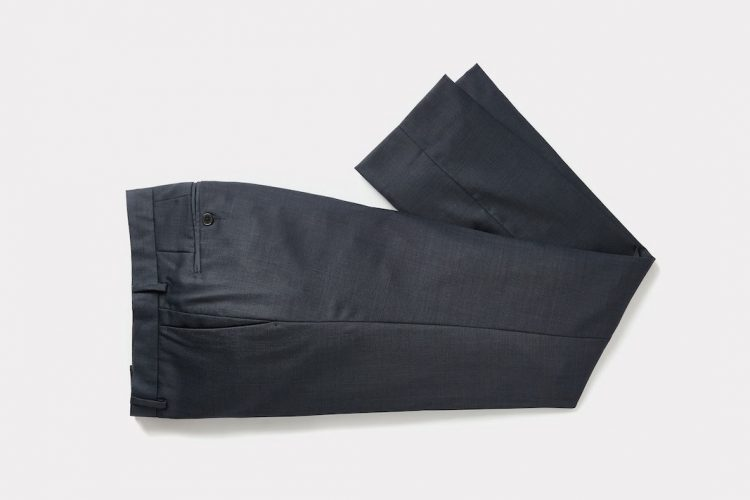 Frank And Oak's Stretch Wool Trouser: It's Not All Business – And