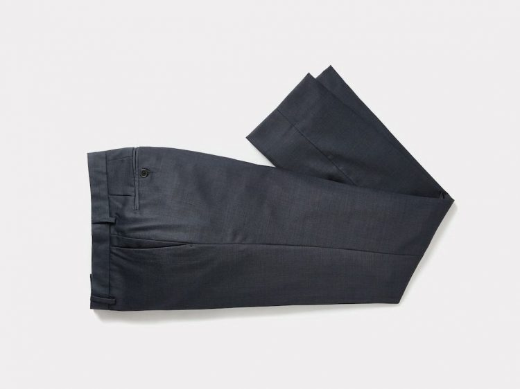 Frank And Oak's Stretch Wool Trouser