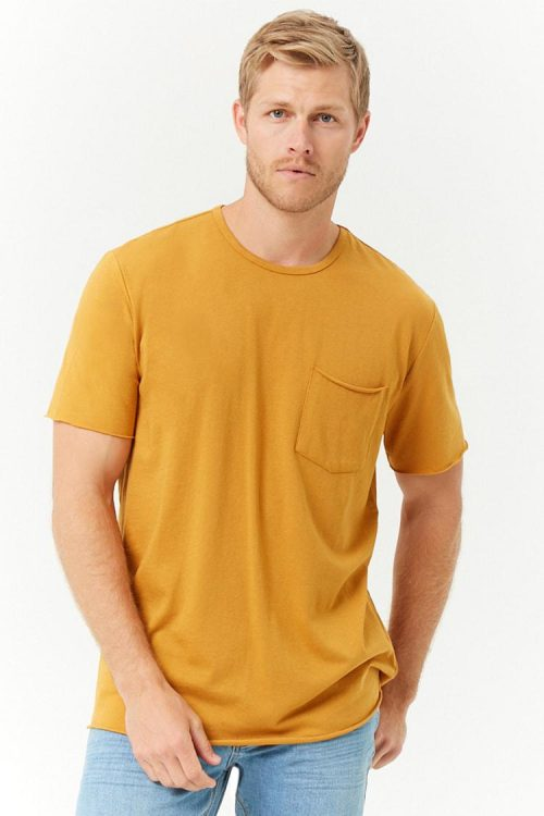 Mustard Yellow Menswear