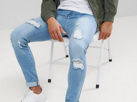 Best Ripped Jeans for Men: How to Wear Distressed Denim