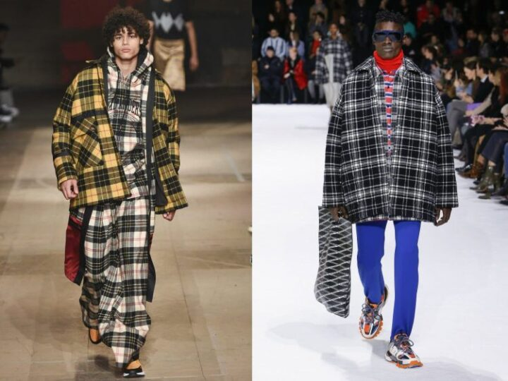 How to Wear Oversized Clothes Stylishly