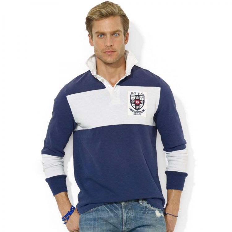 How To Wear Men S Rugby Shirts 3 Modern Ways Dapper Confidential