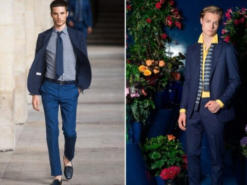 Royal Blue vs Navy Blue: How to Wear Blue