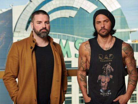Ryan Labbe and Jason Craig Talk Vegas Nightlife
