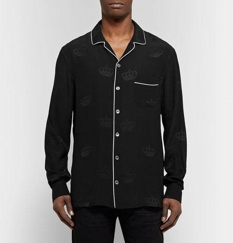 Silk Shirt Dolce & Gabbana