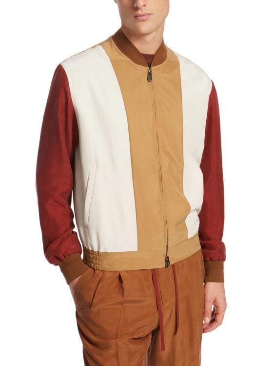 Silk Shirt from E Zegna