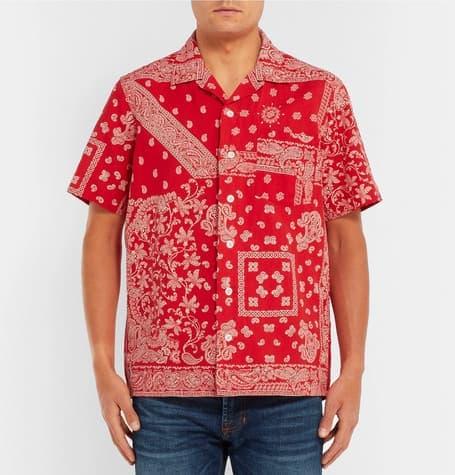 Silk Shirt from Polo Ralph Lauren